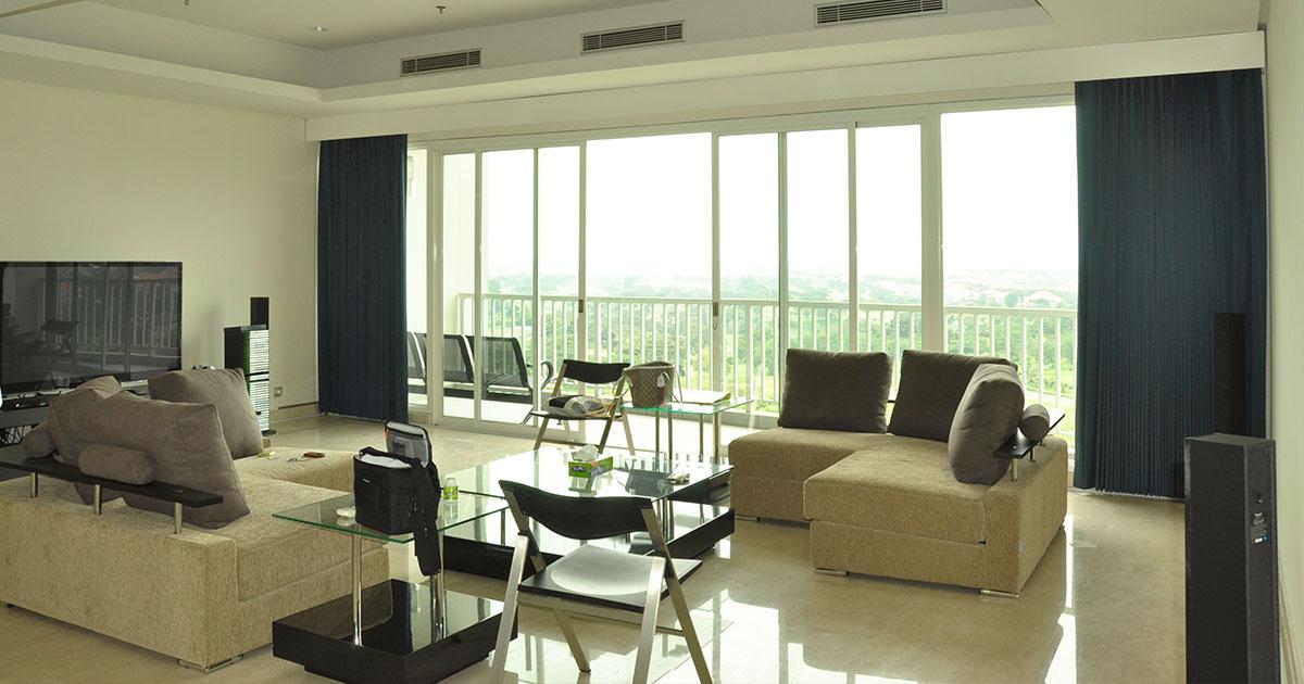 Lenmarc Apartment Surabaya